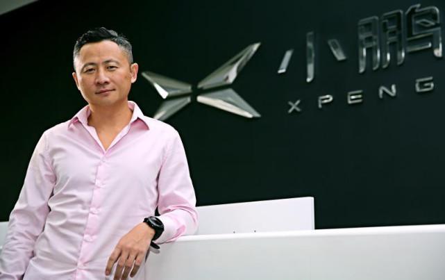小鹏汽车战略部董事总经理 鲍思源