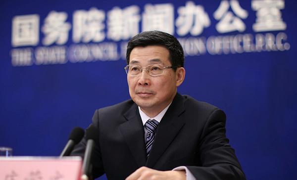 庄荣文担任中央网信办主任 此前任中宣部副部长