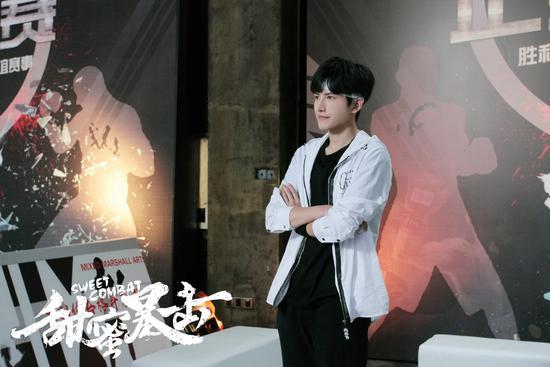 赵越甜蜜暴击热播 网友:鹿晗是哥哥骆冠言是男友