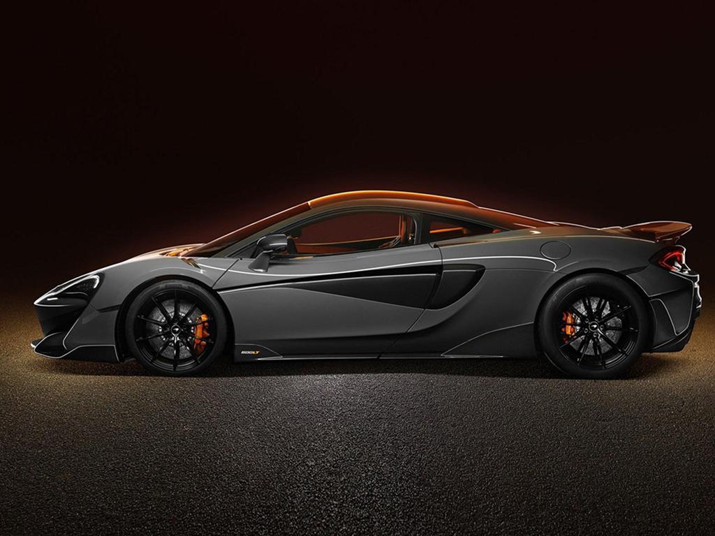 售299.80万 迈凯伦600LT将成都车展亮相