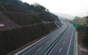 雅康高速雅安至泸定方向今日恢复通车