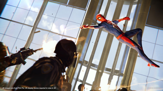 《漫威蜘蛛侠》2小时试玩:开启索尼第一方与漫威游戏新时代