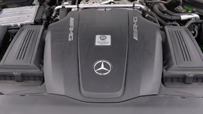 拉风炫酷的性能机器 进口奔驰AMG