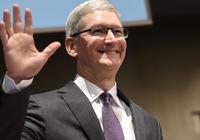 苹果市值逼近万亿美元 巴菲特一天赚27亿美元