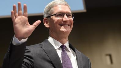苹果市值近万亿美元 巴菲特赚27亿美元