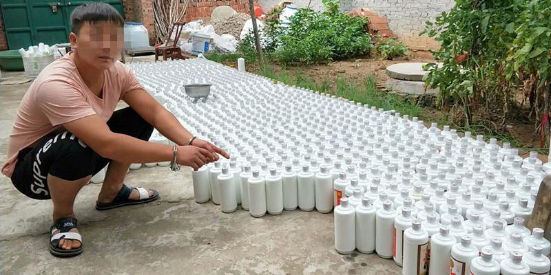 来一瓶1980年的假茅台?宜宾警方破获亿元假酒案