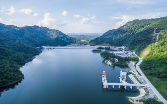 全国建设用时最短抽水蓄能电站琼中全面投产发电