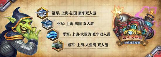"""《炉石传说》双人现开赛""""疯狂实验篇""""8月11日开战"""