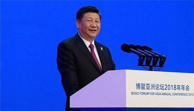 习近平这样表述改革开放40年的中国贡献