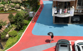 福州海绵城市试点片区46个源头减排项目全面启动