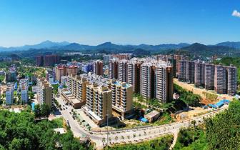 琼中县上半年经济增长总体平稳 结构继续优化升级