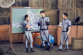 《勇敢的世界》张翰挑战舞蹈 以自我突破诠释拼搏精神