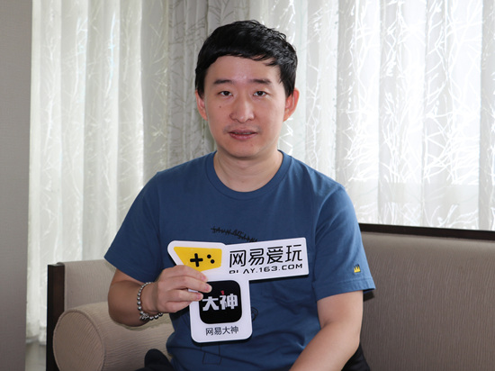 战狼工作室负责人、《征途2》制作人赵剑枫
