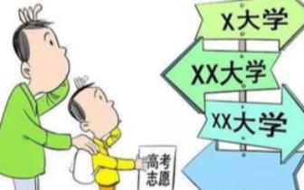 """河北省 河北省更多考生倾向""""择校先择城"""""""