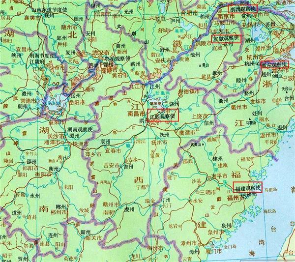 江西地理传奇:为何江西没有对应的江东?