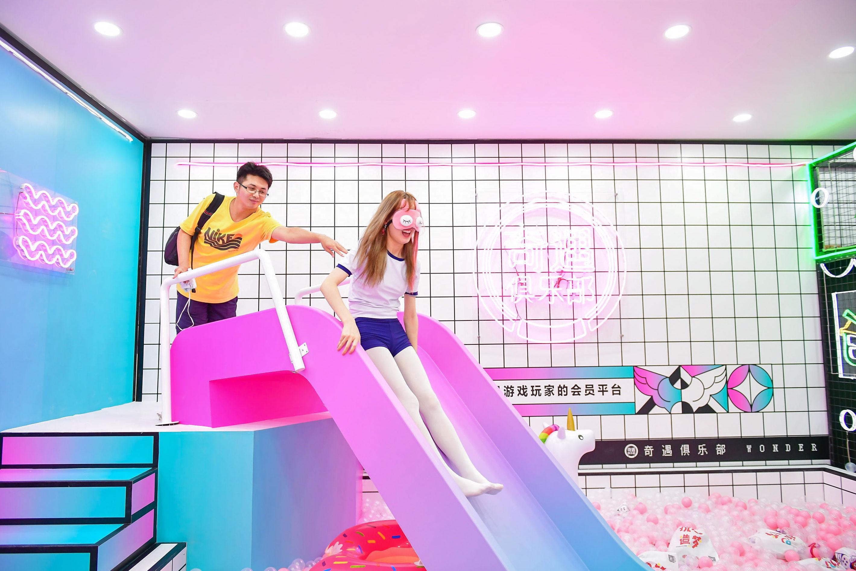 我去ChinaJoy看了看,比女友还好玩的游戏是怎样的 作者: 来源:曲湿湿