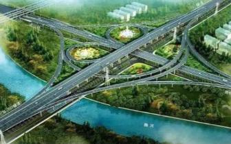 京广路|郑州:京广路陇海路立交最后俩匝道开始施工