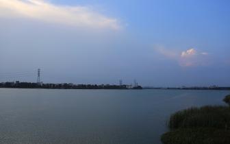 探访福建向金门供水水源地 晋江龙湖