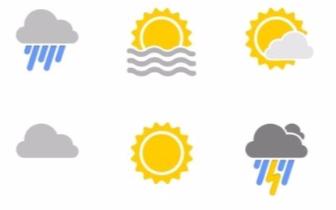 暴雨|周末肥宅!河南今日5地区有中到大雨 局部暴雨