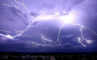 保定 要下雨啦!保定市发布雷电黄色预警
