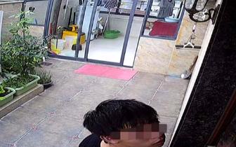 中江一男子7年入室盗窃20余起 涉及金额高达上百万