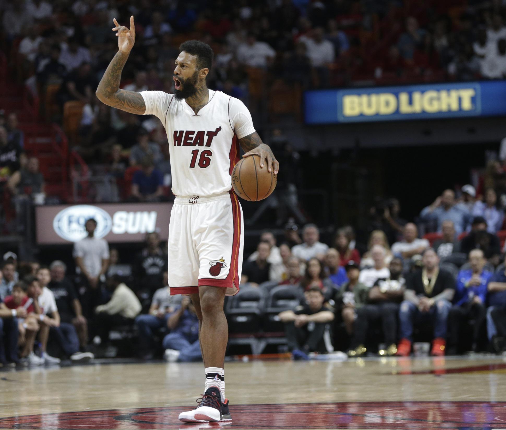 要么瘦要么死!迈阿密热火——NBA第一减肥中心的瘦身传统