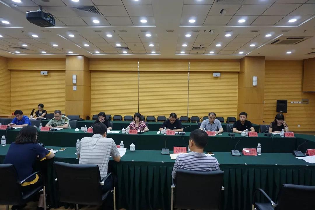 青岛市校外培训机构治理联合督查组对市北区进行专项督