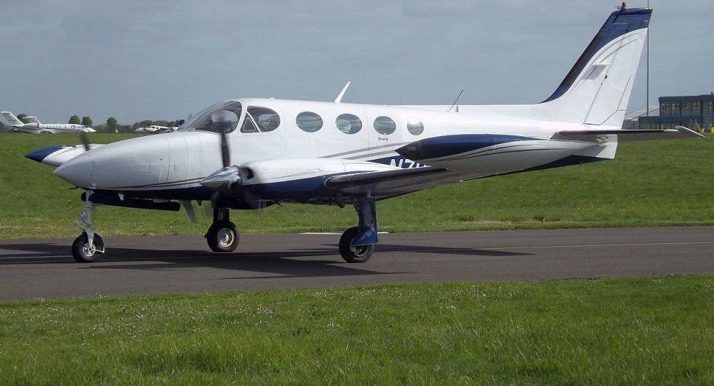 美国加州一架双引擎赛斯纳飞机失事 5人死亡