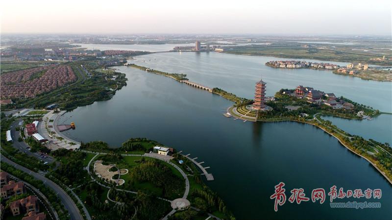 穿越千年古胶州再现 板桥古镇打造海丝文化小镇