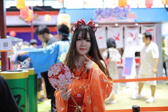 Chinajoy2018精选美女图集汇总 让你一次大饱眼福!
