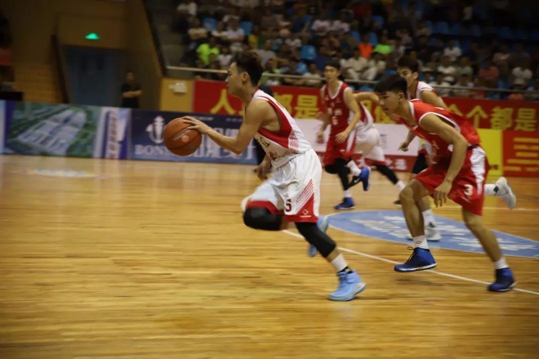 湛江篮球队在广东联赛中淘汰惠州,即将冲击第九名