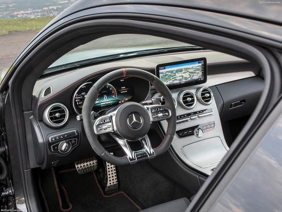 动力提升 AMG C43 4MATIC/Coupe官图宣布