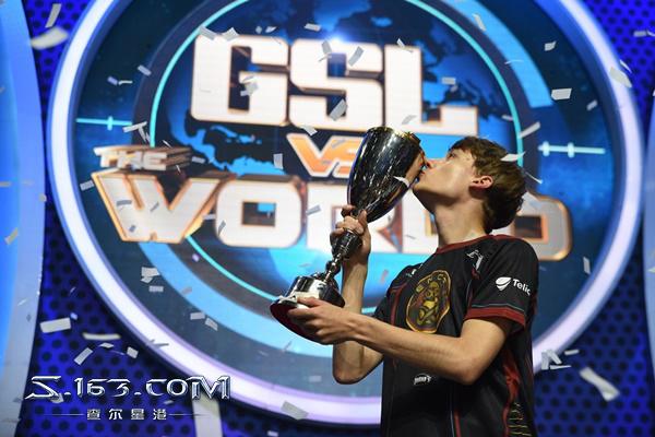 掀翻韩国人统治!20岁芬兰小伙获星际2全明星赛冠军