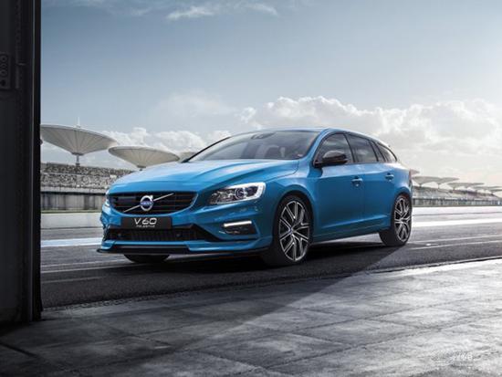 如果不如当新款?新款V60 Polestar卖58.88万