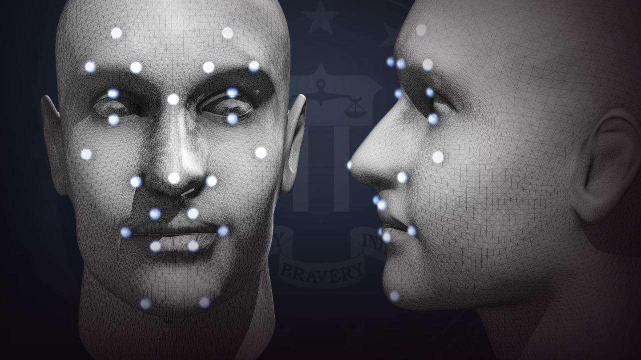 报告:2023年中国人脸市场份额将达到世界44.59%