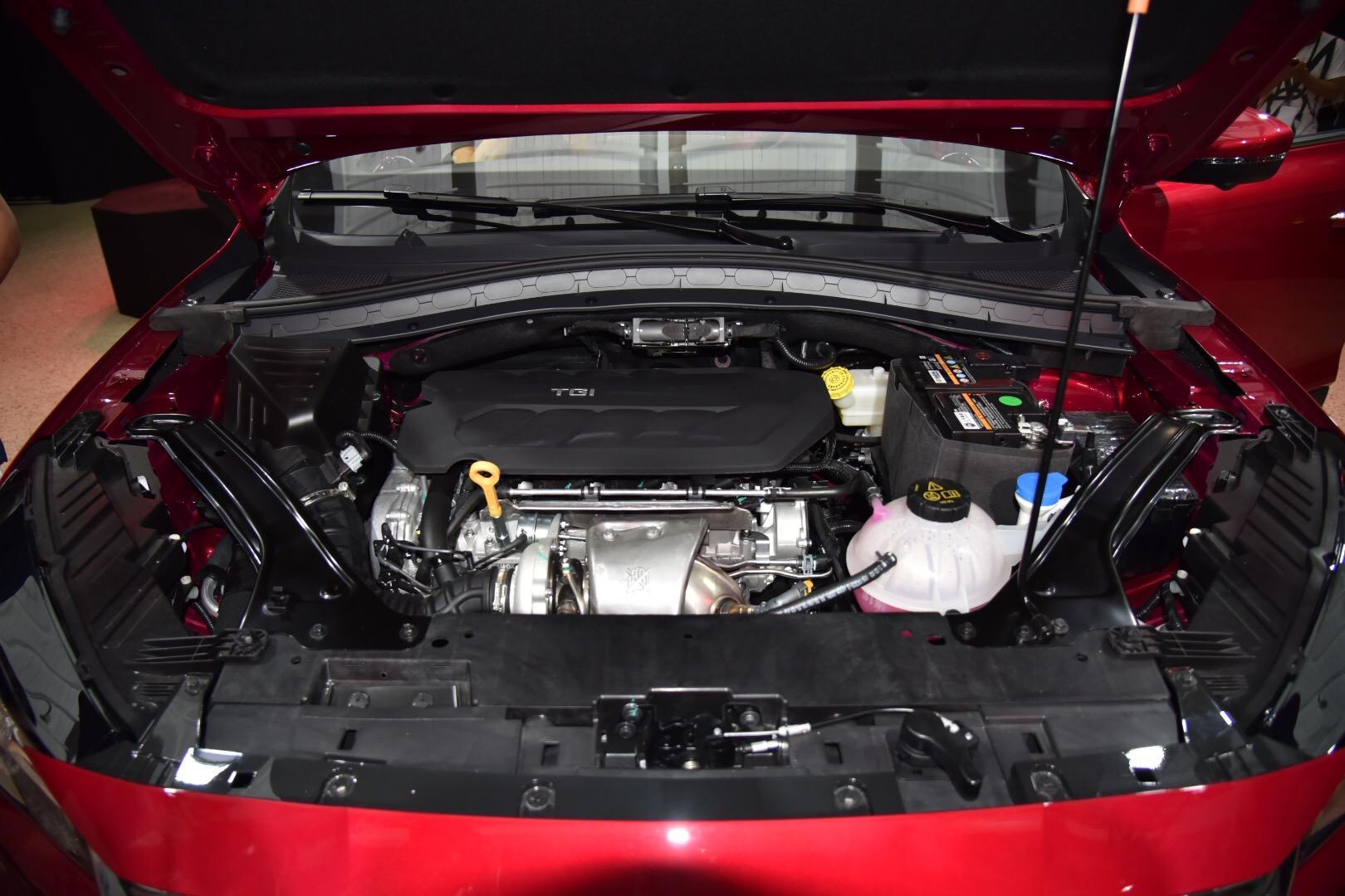 紧凑级SUV/9月上市 上汽名爵HS正式亮相