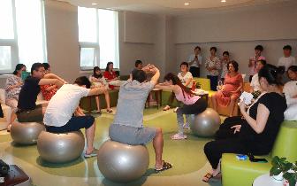 运用冥想呼吸为您的自然分娩减痛 安琪儿生命能医疗孕产瑜伽课程开讲