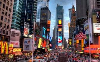 """""""我爱纽约""""旅游宣传路标成""""钉子户""""?"""