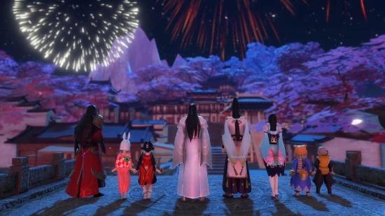 当平安京遇上金陵城 《阴阳师》x《楚留香》联动即将开启