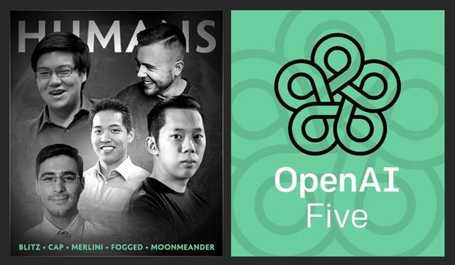 近日完虐Dota选手的OpenAI Five,又是何方神圣?