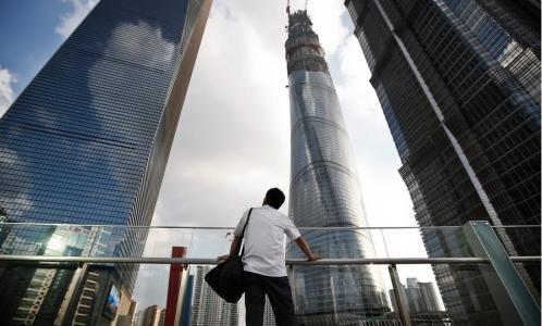 以高房价等同中国人的富裕 实在是可笑的说法