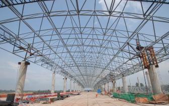 宜宾新机场图片曝光!已累计完成工程形象投资约17亿元