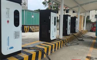 6座充电桩停电10余天 梓山湖至咸安新能源公交被迫停运