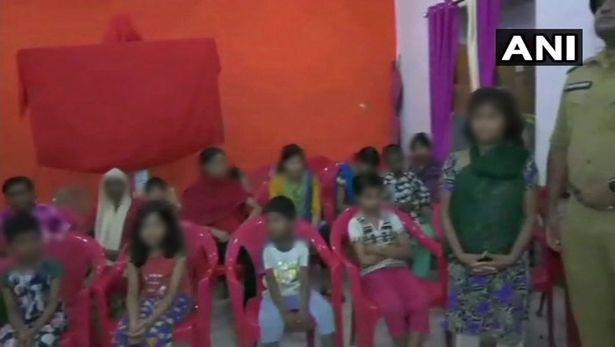 印一妇女庇护所涉嫌性虐待 警方已解救24名女孩