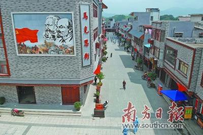 """高潭打造红色旅游特色小镇 """"东江红都""""火火火!"""