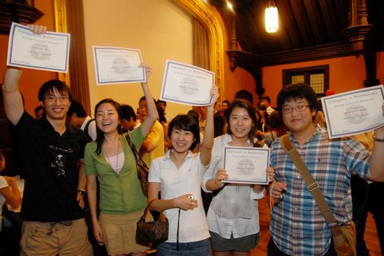 金吉列留学与美国宾夕法尼亚大学语言中心开展合作