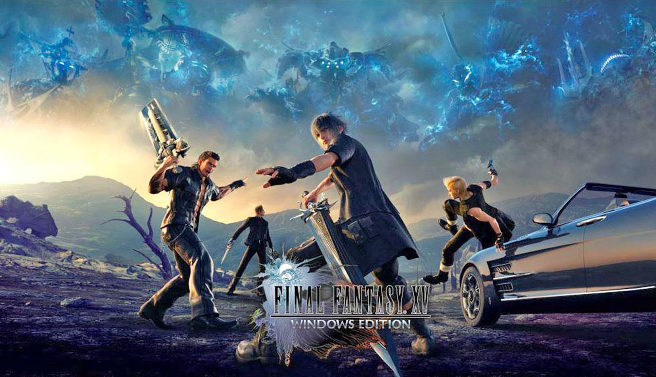 《最终幻想15》全球销量已达770万份 未来还在增长中