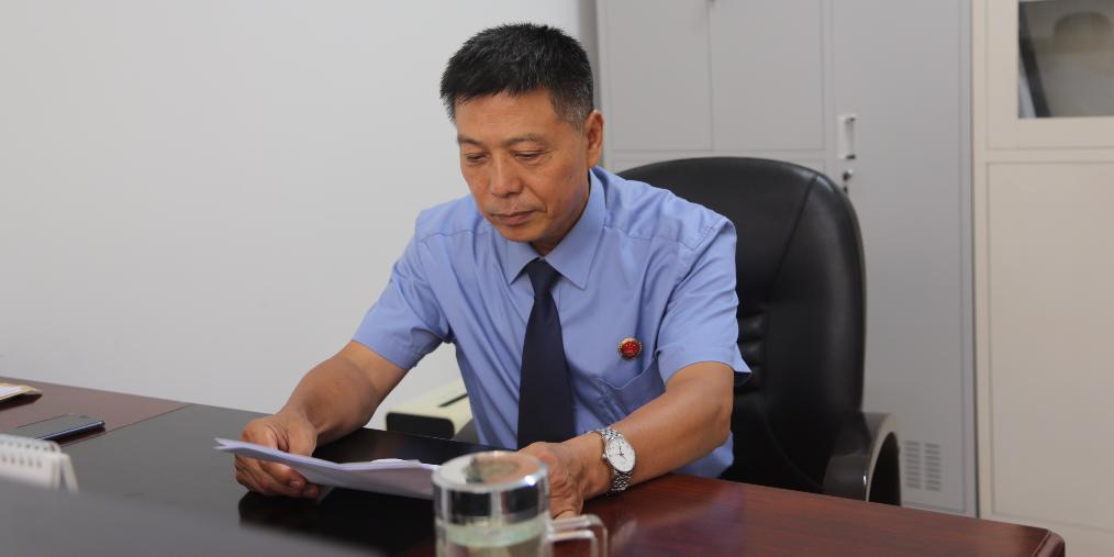 平凡人,不平凡的事——专访樊城检察院老员
