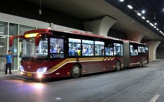 琅岐公交枢纽站主体结构封顶 预计年底全面完工