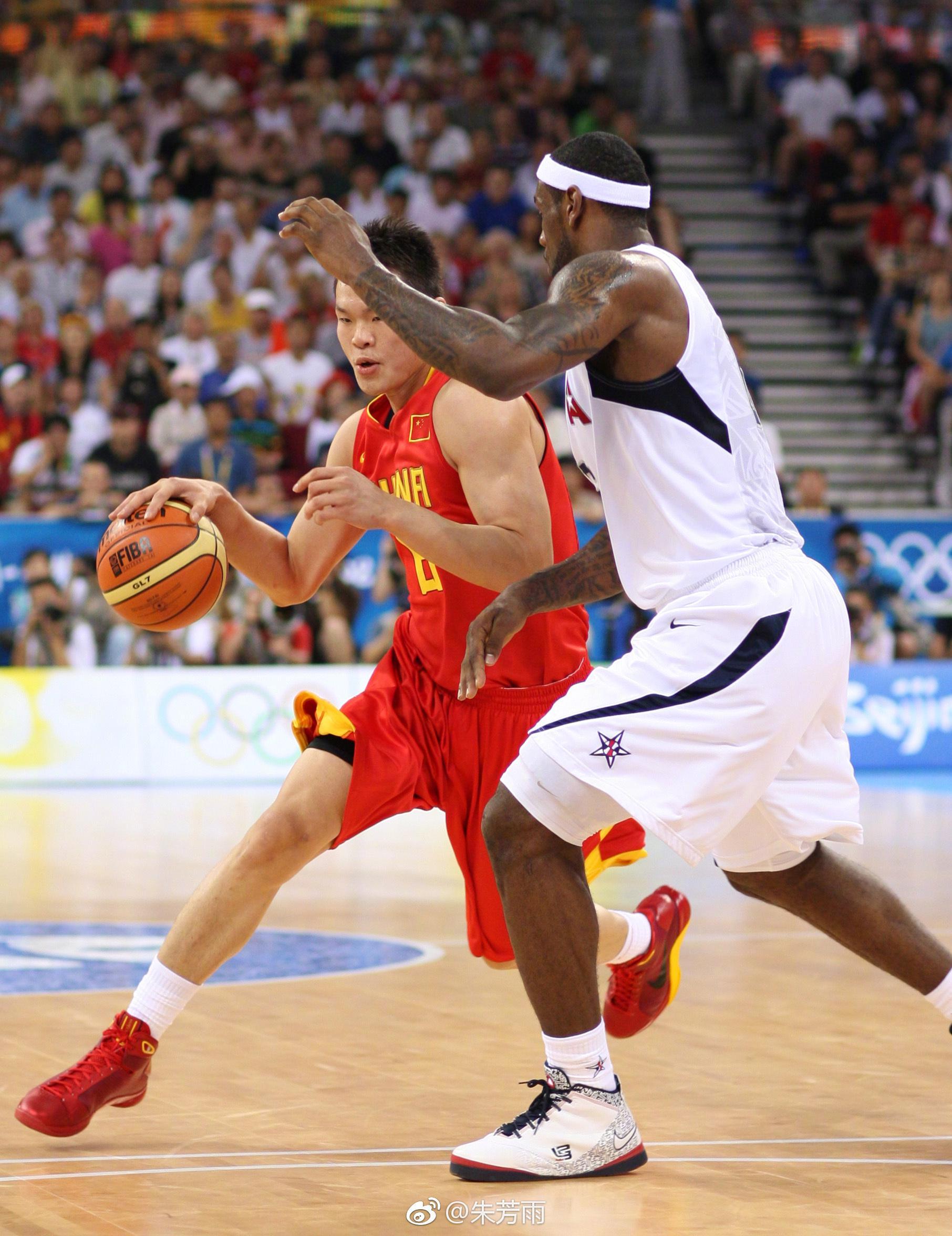 朱8:仍在为篮球燃烧热情 我是幸运的也是幸福的